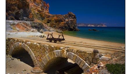Milos   Sulphur Mines Iii