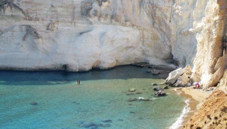 Milos Agios Ioannis