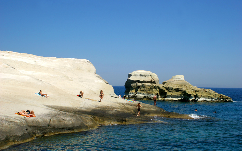 Milos Beaches: The Miracles Of Nature