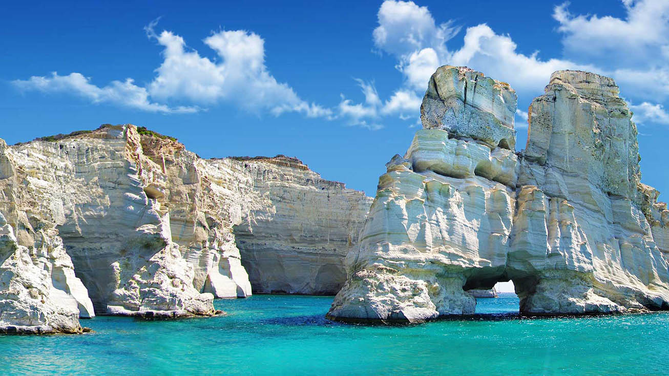 Island Tours And Visit Kimolos And Polyaigos Island
