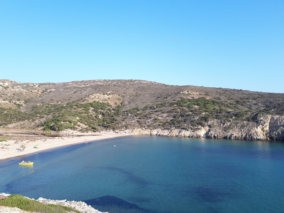(English) Milos' Beaches And COVID-19